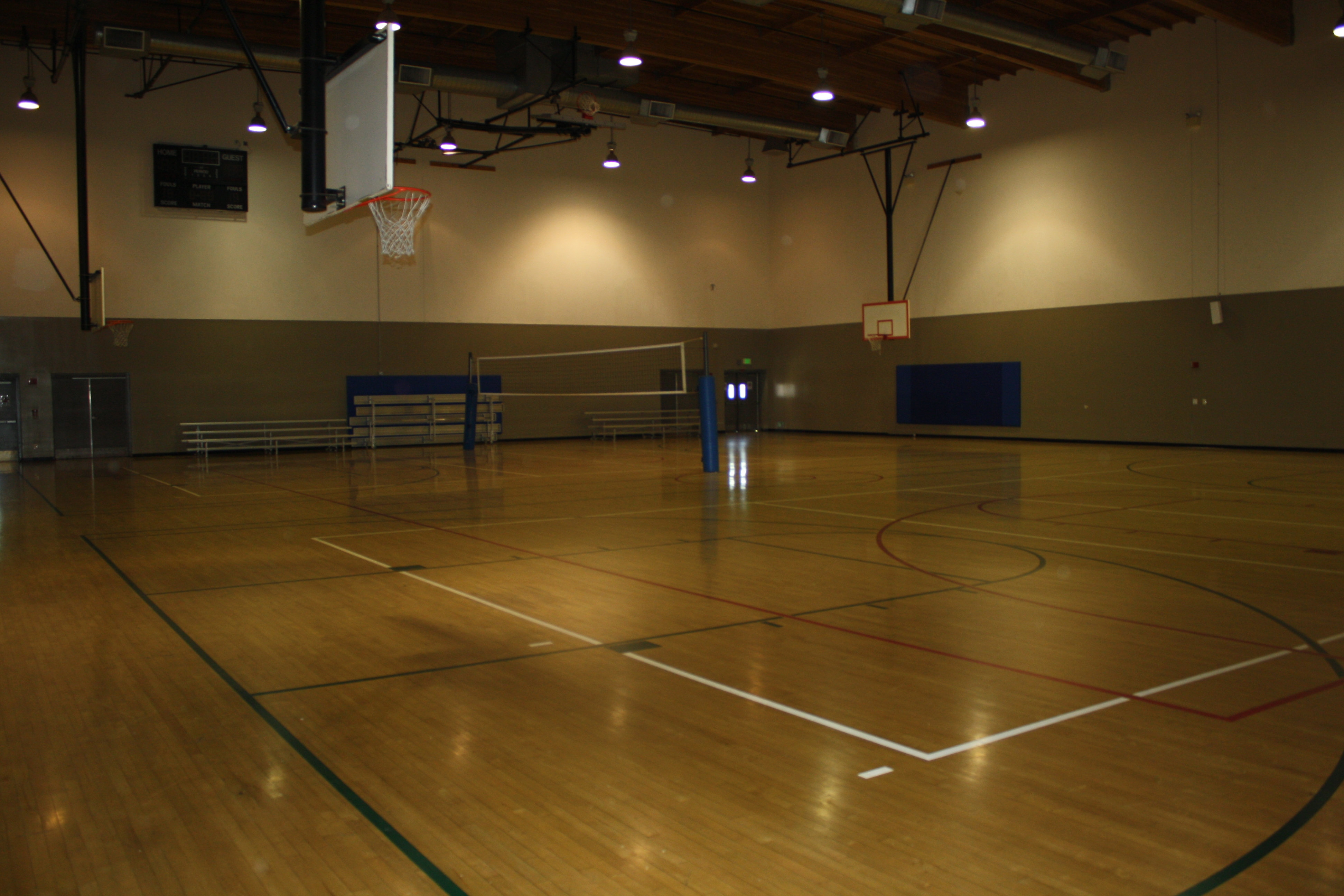 The Gonzales Center Gym - 1