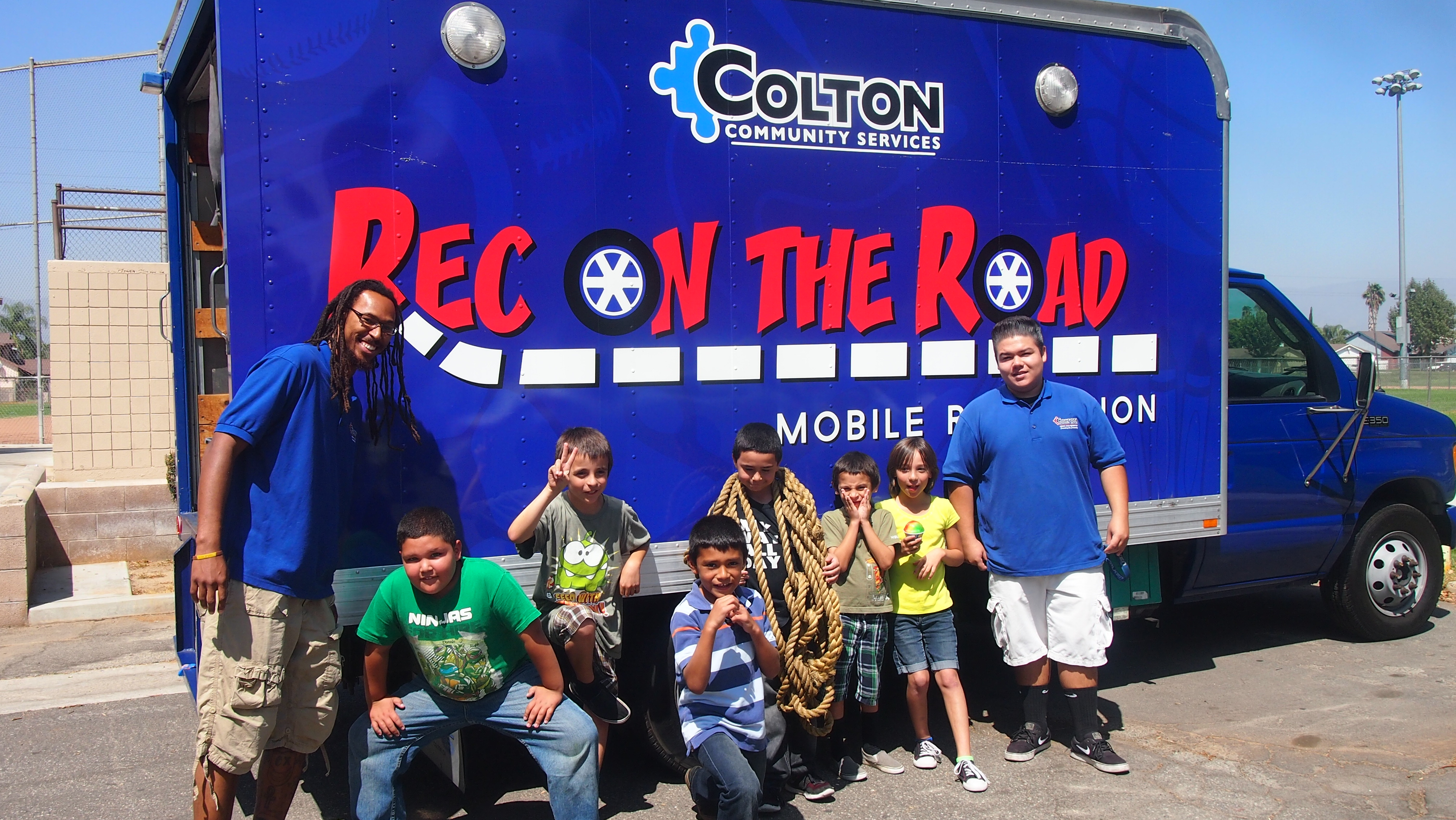 Rec on the Road Youth Program
