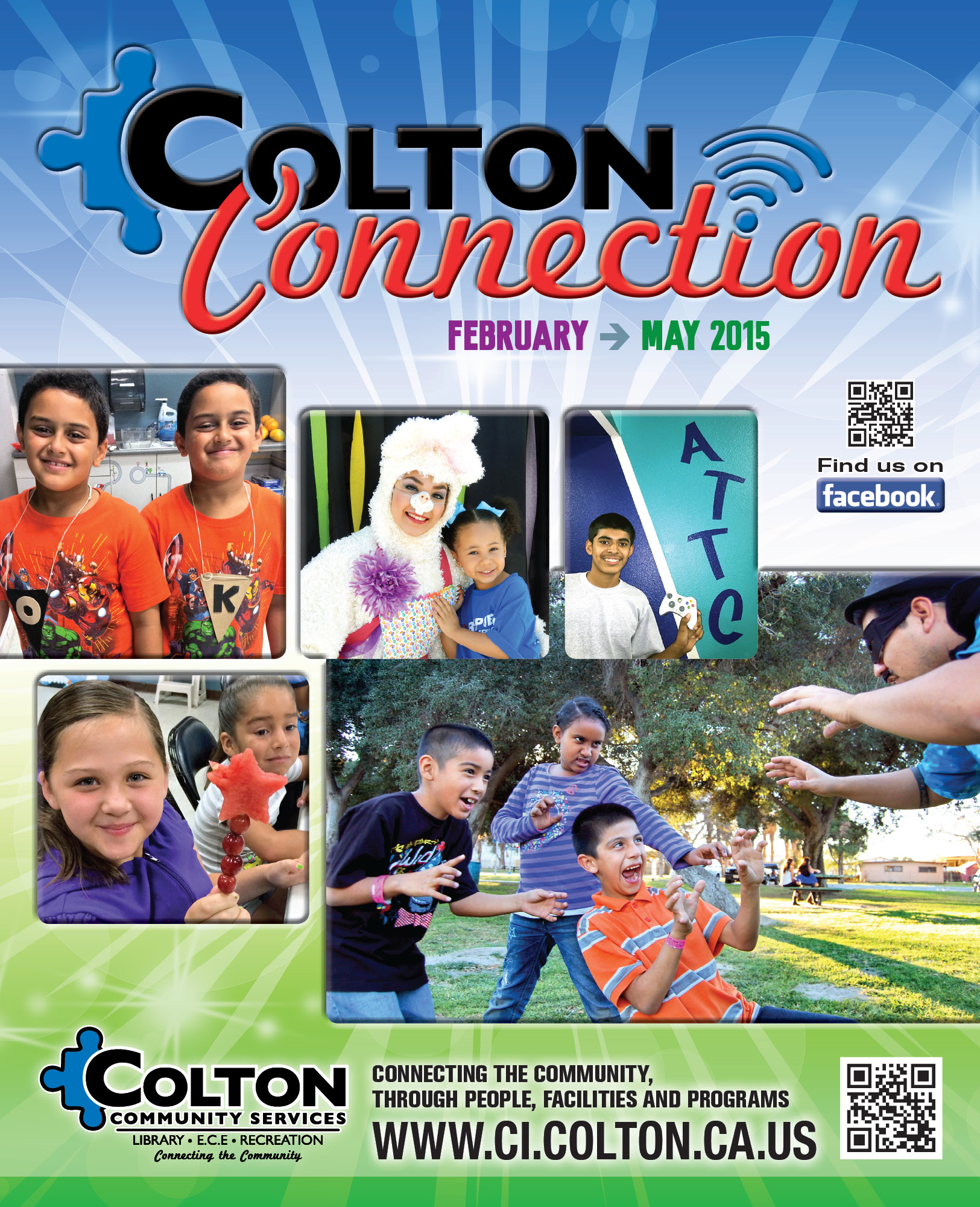 Connect Spring 2015