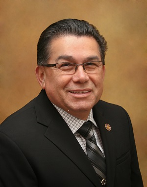 District 6 Council Member Isaac T. Suchil